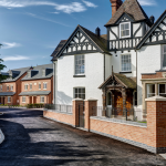 Investing in UK Property: A Beginner's Guide; new build homes in Besford, Worcestershire, England